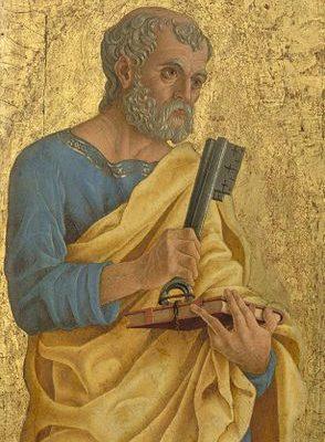 Slávnosť sv. Petra a Pavla – 29. jún