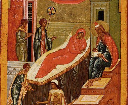 Slávnosť Narodenia Sv. Jána Krstiteľa – 24. jún